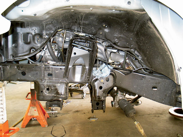 0404or 10 z+camburg engineering ifs system+stock parts
