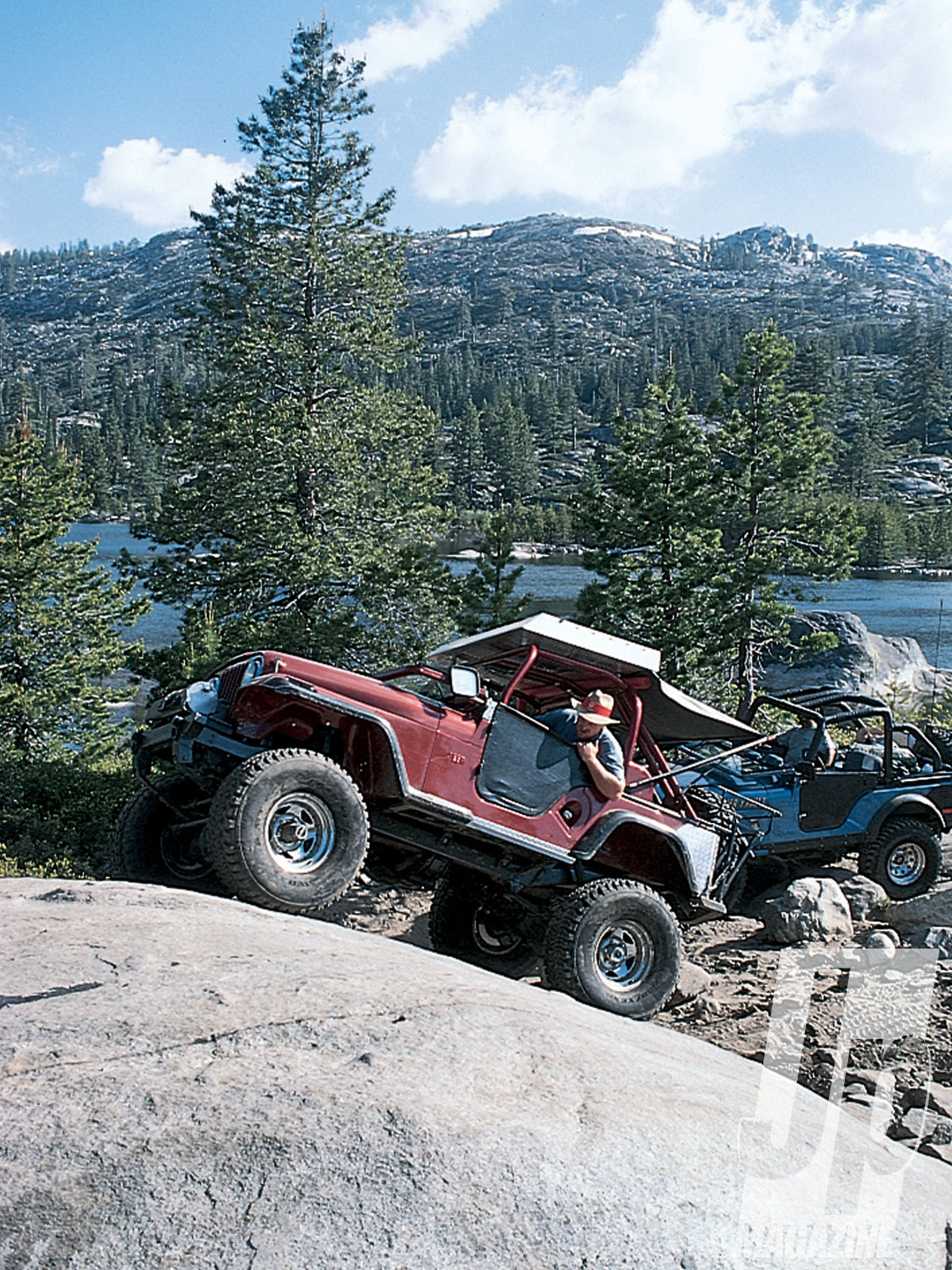 154 9901 09 o+154 9901 rubicon jeep fest+cj jeep on big sluice