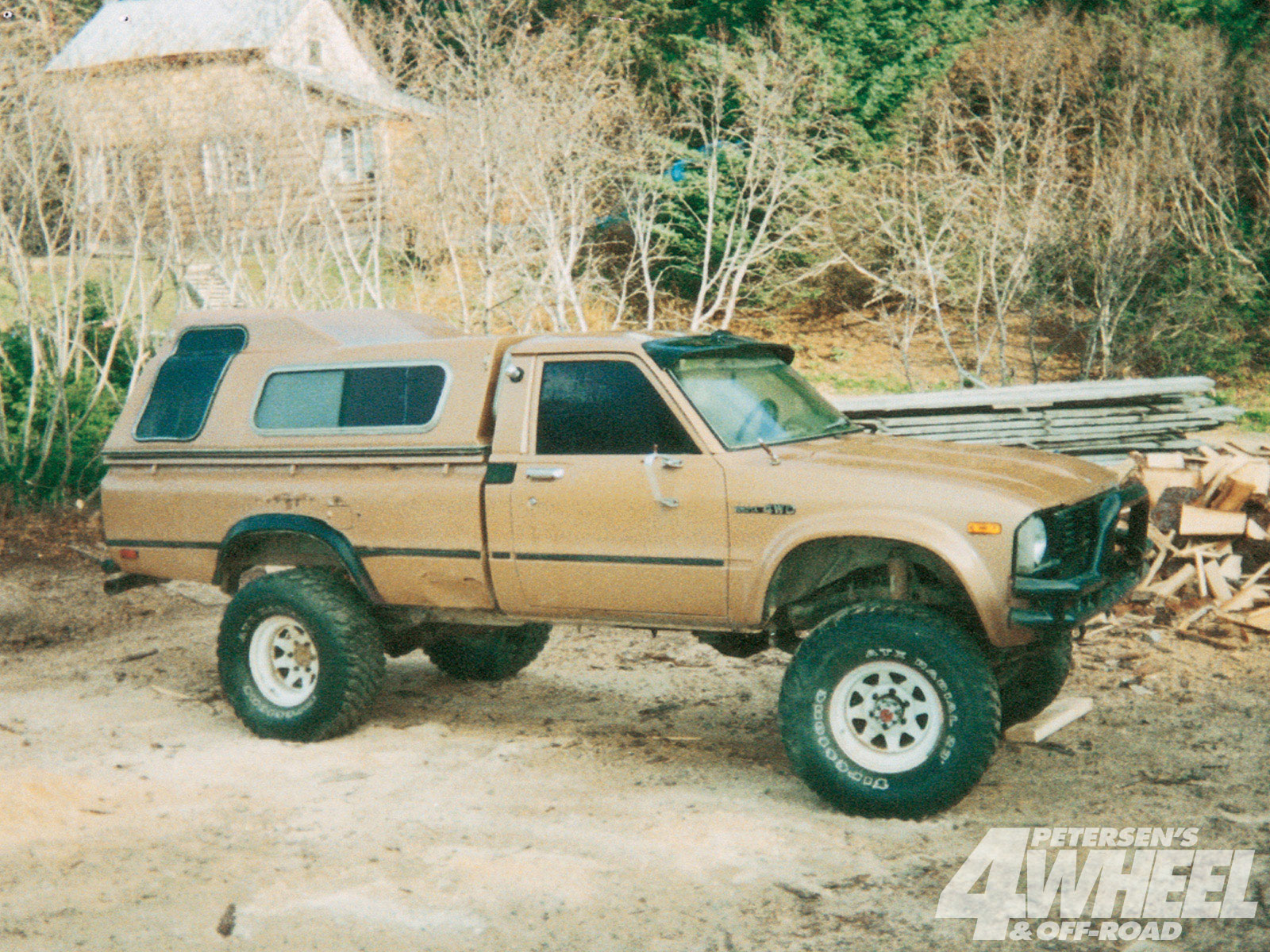 131 9802 01 o+131 9802 february 1998 readers rides+1981 toyota pickup truck