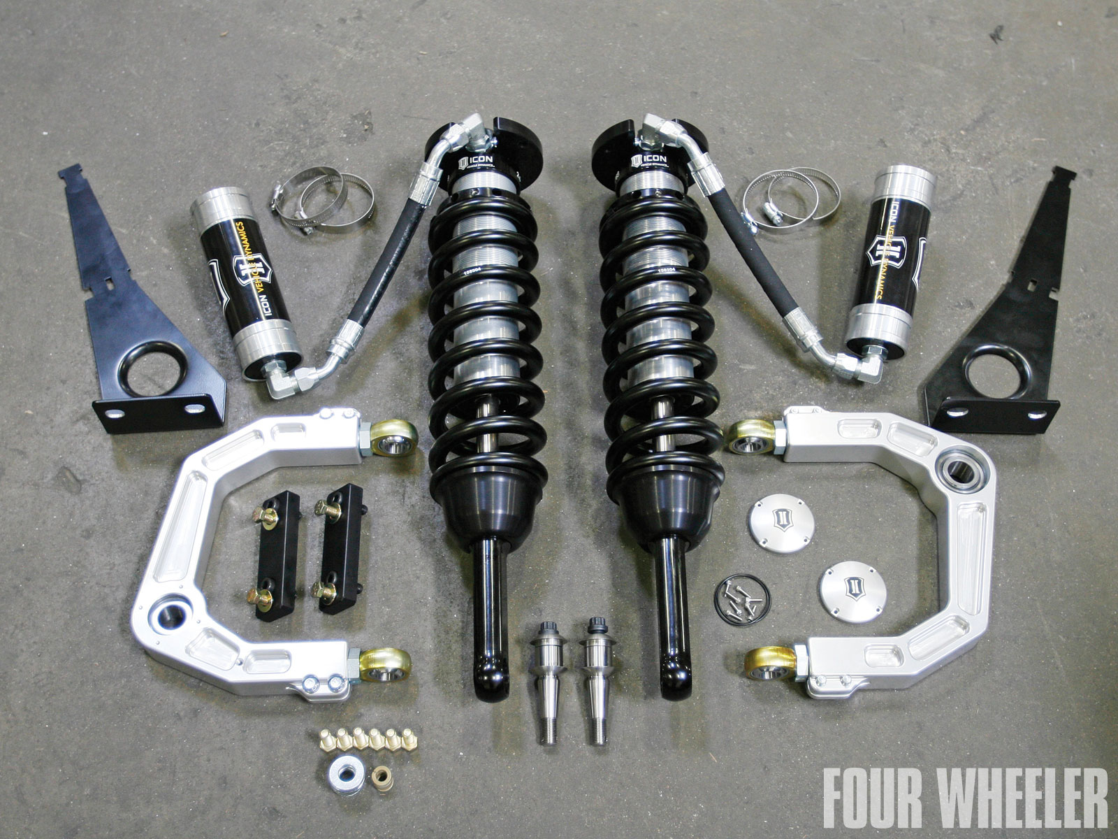 129 1101 02 o+129 1101 icon fj stage 5 suspension+icon stage 5 setup
