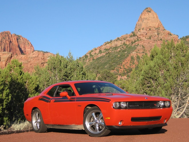 2009 Dodge Challegner R/T Classic Road Test