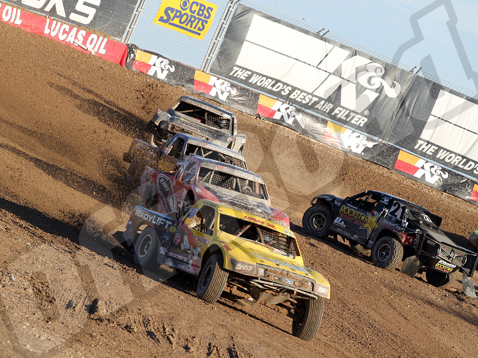 2010 Lucas Oil Off Road Racing Series, Round 13 - Pro 2 Unlimited