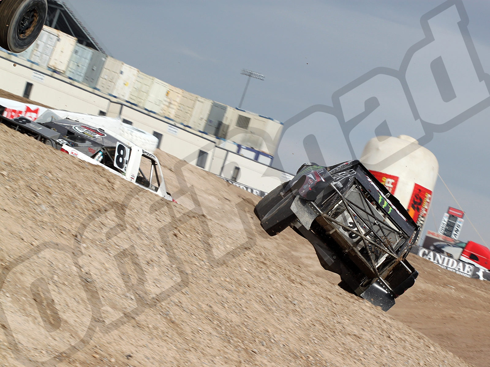 120710or 9499+2010 loorrs short course trucks+pro4
