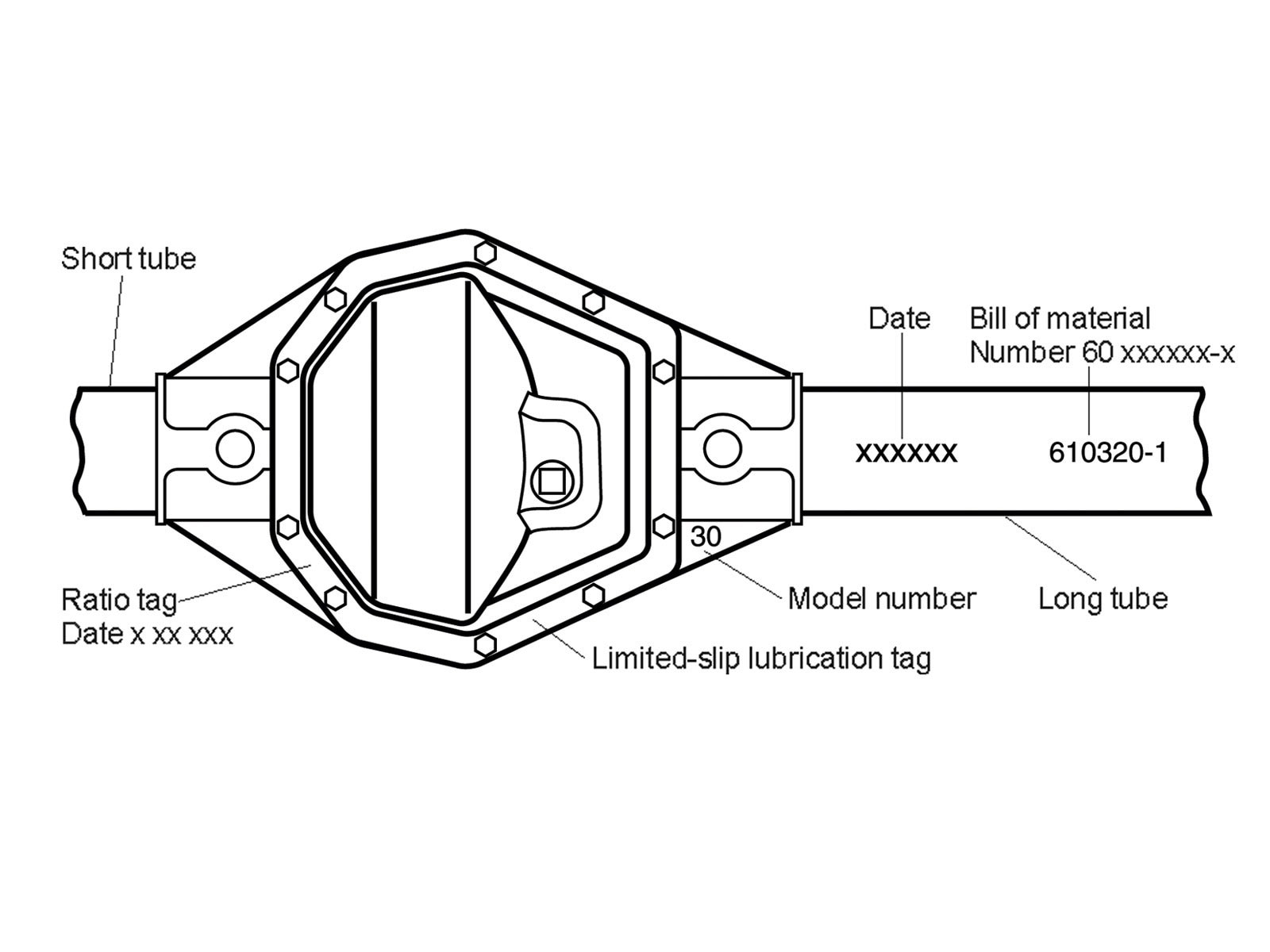 Gm 14 Bolt Diagram | Wiring Diagram