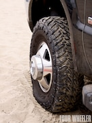 Which Tire is Best for Sand, Rock, Snow and Mud