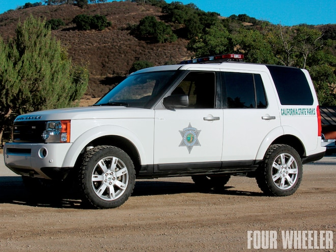 Armed For Duty II - 2009 Land Rover LR3