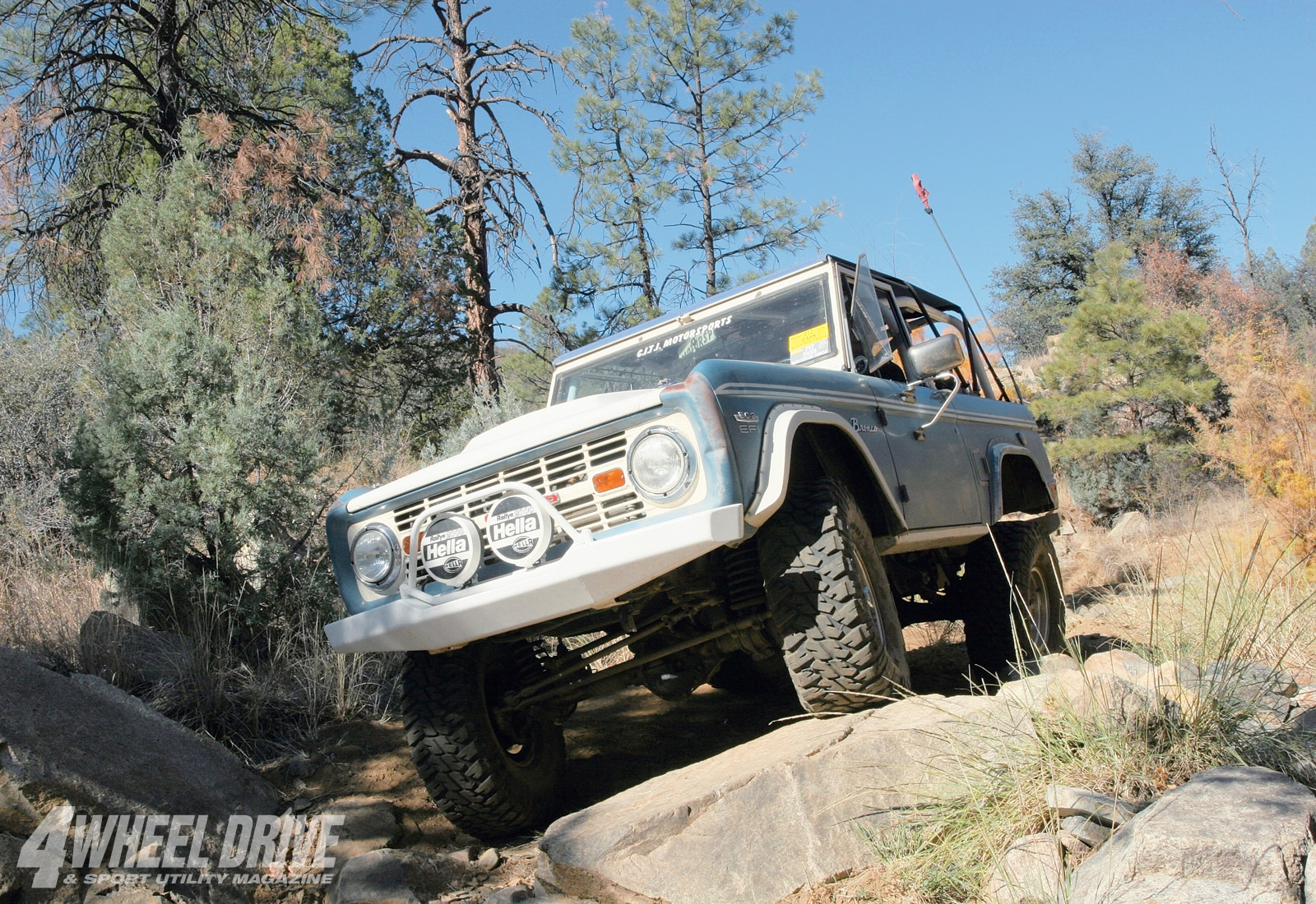 1004 4wd 04+bradshaw mountains+1969 ford bronco