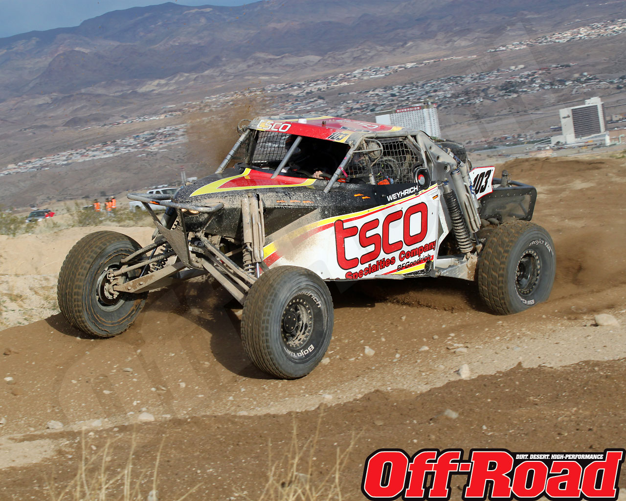 1002or 1753 o+2010 score laughlin desert challenge+class 1 buggy