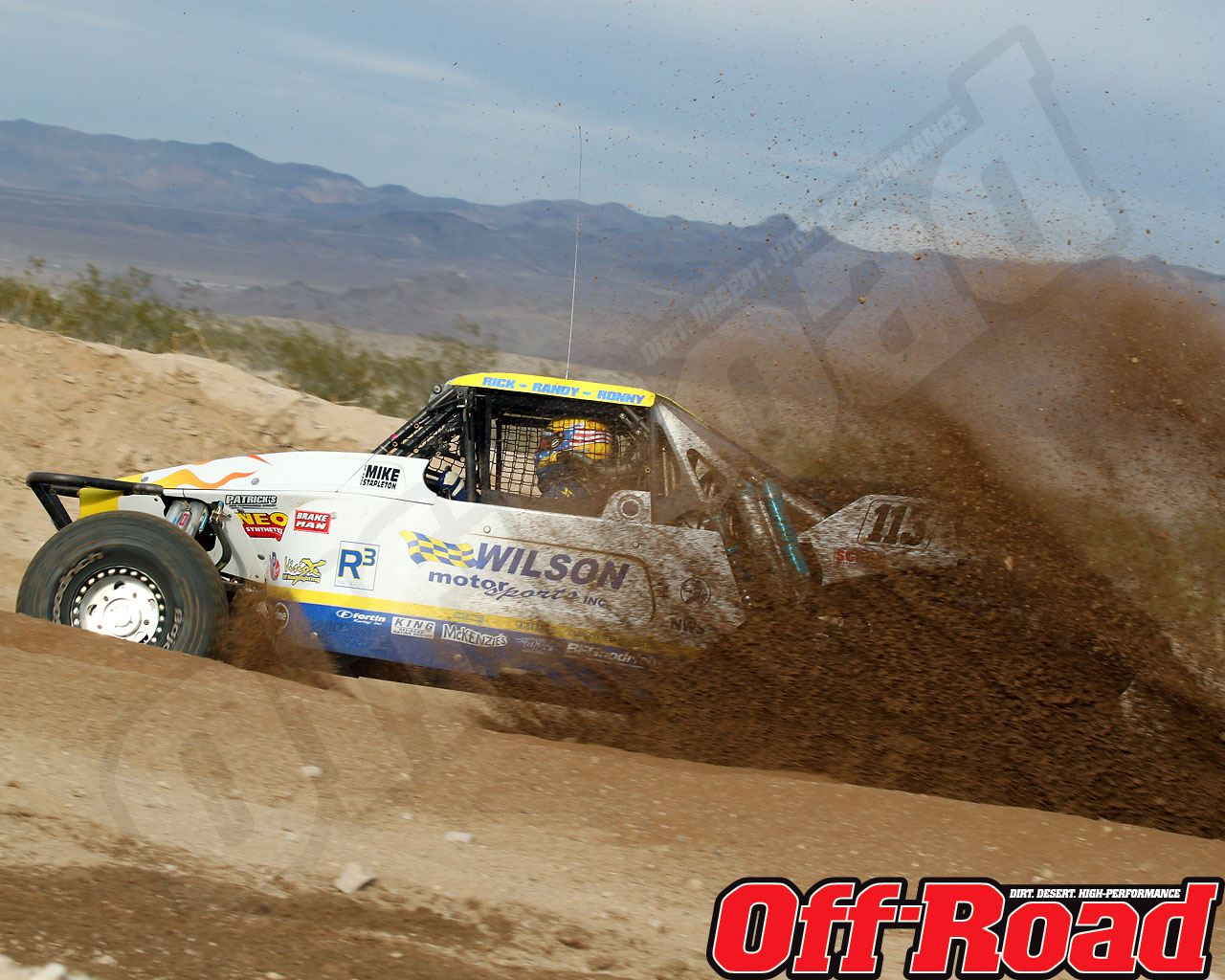 1002or 1736 o+2010 score laughlin desert challenge+class 1 buggy