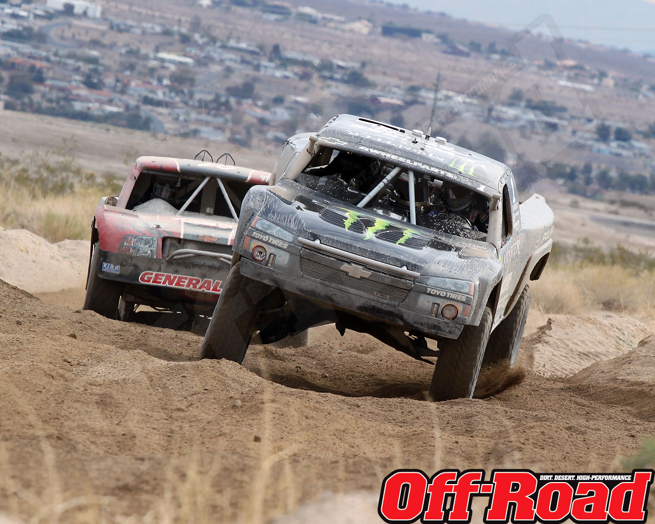 1002or 1419 o+2010 score laughlin desert challenge+trophy truck