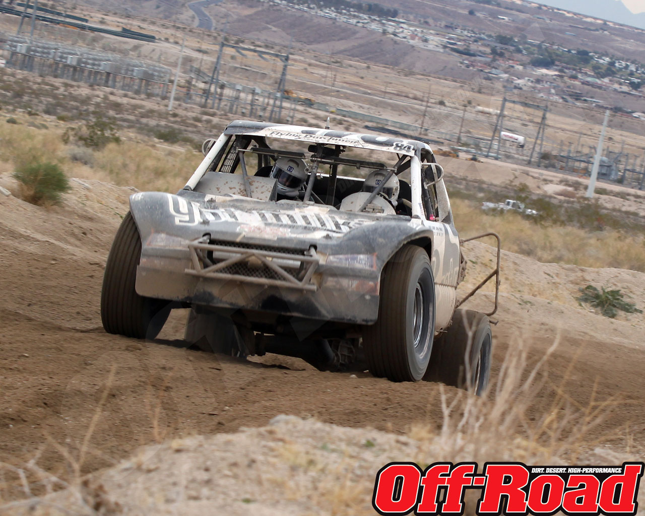1002or 1450 o+2010 score laughlin desert challenge+trophy truck