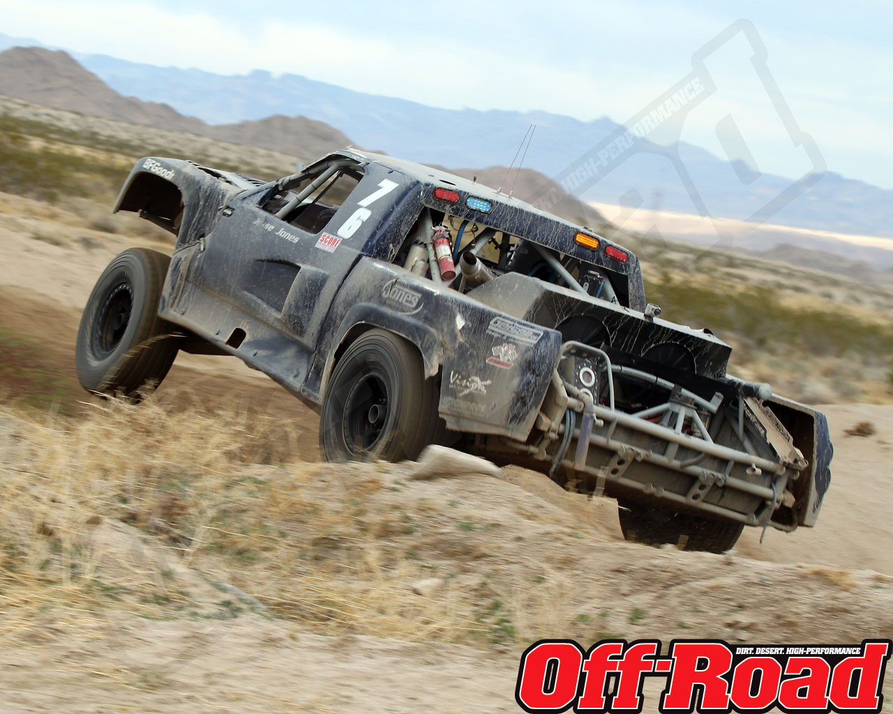1002or 1461 o+2010 score laughlin desert challenge+trophy truck