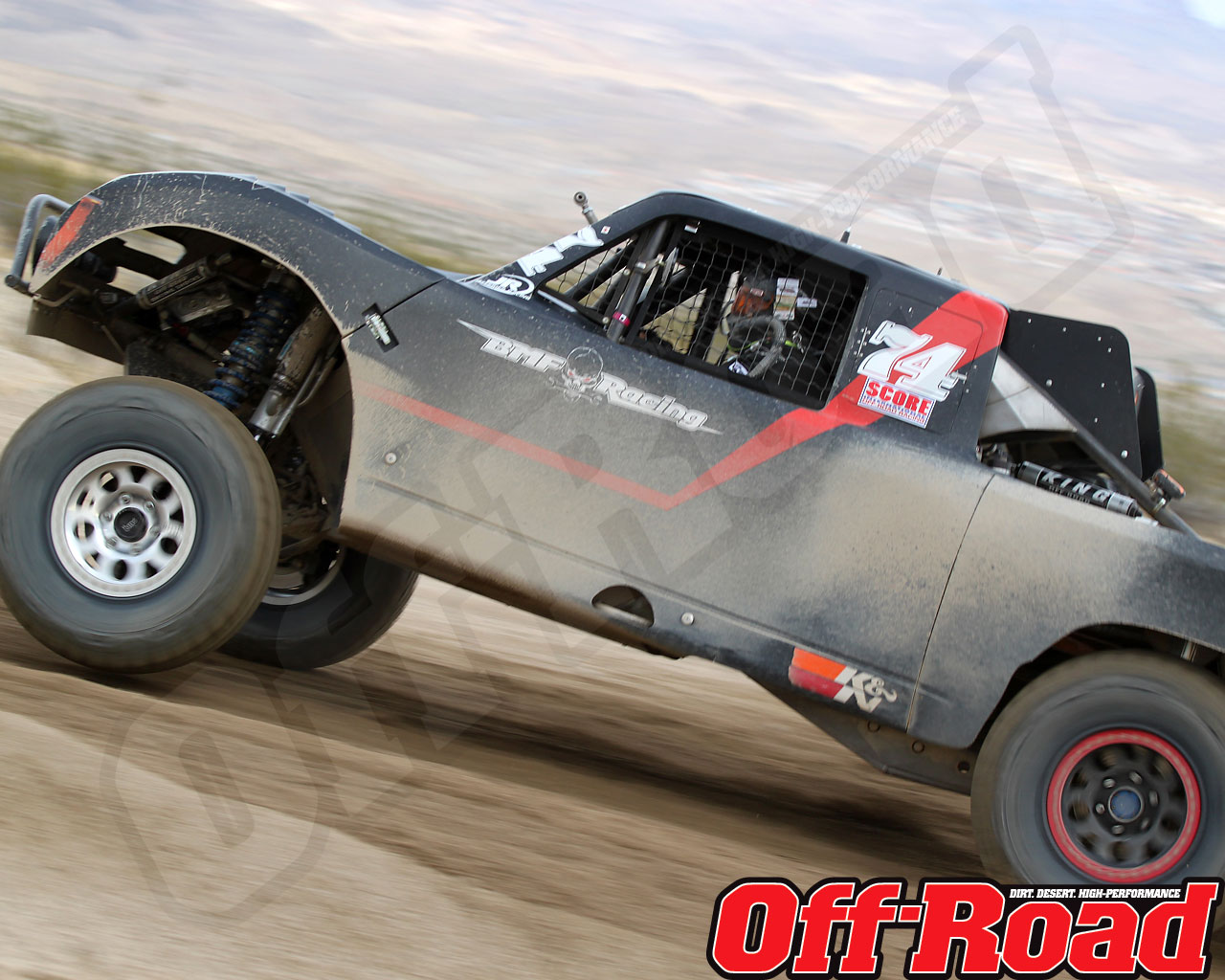 1002or 1464 o+2010 score laughlin desert challenge+trophy truck