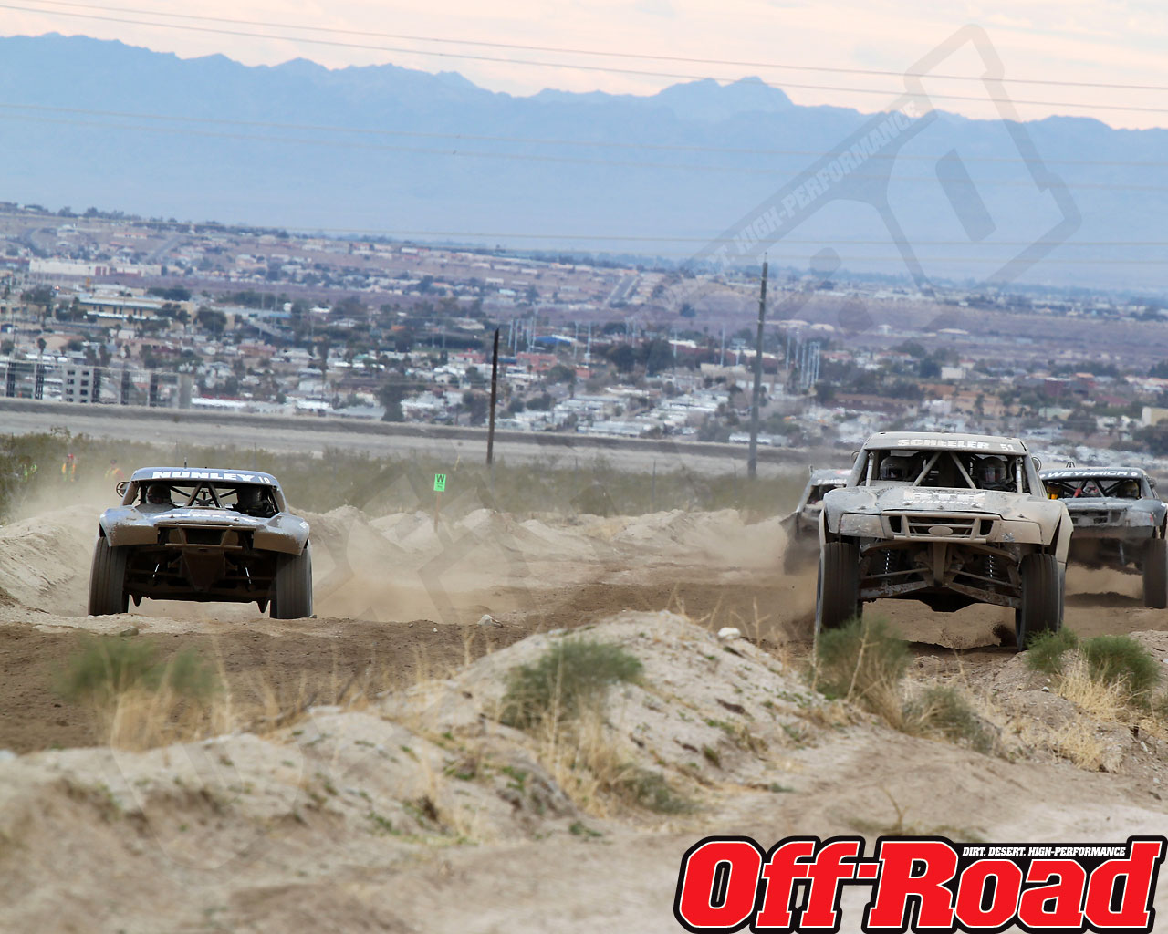1002or 1501 o+2010 score laughlin desert challenge+trophy truck