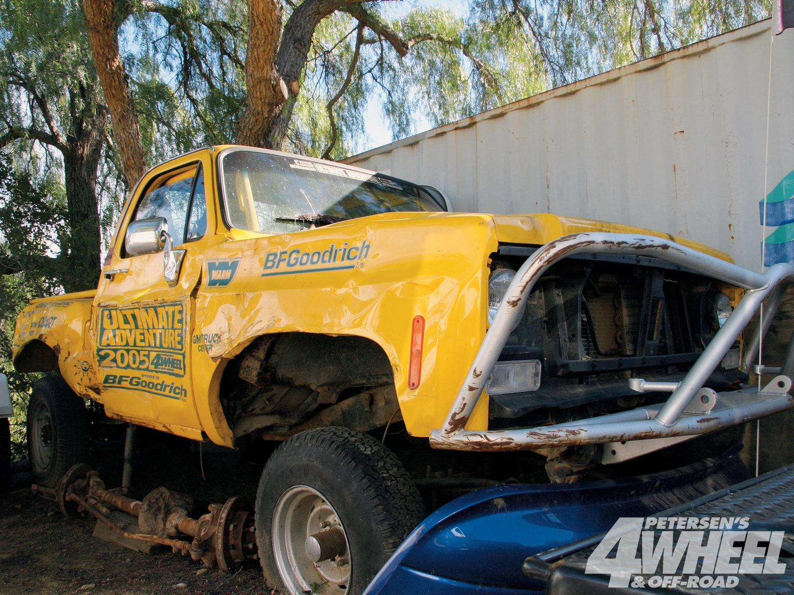 Ultimate Adventure Trucks Where Are They Now? - 4-Wheel & Off-Road