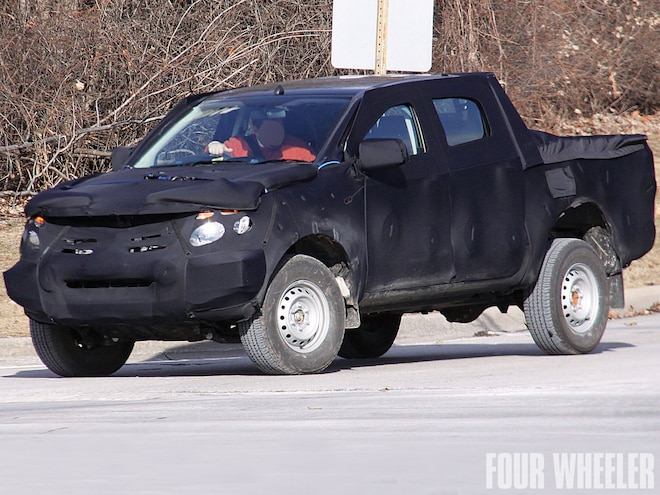 May 2010 PRM - Global Ford Ranger Caught!