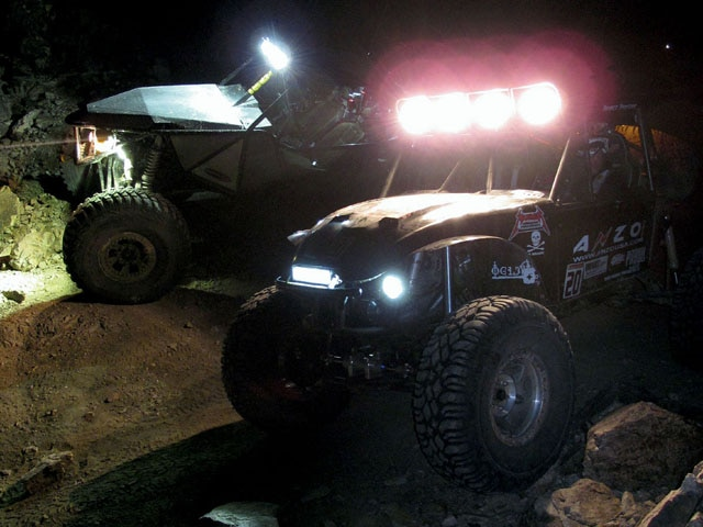 All About Off-Road Lights
