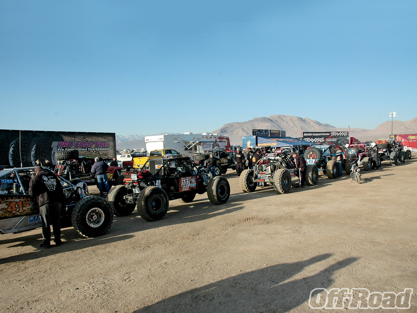 1006or 05 +king of the hammers 2010+offroad vehicles