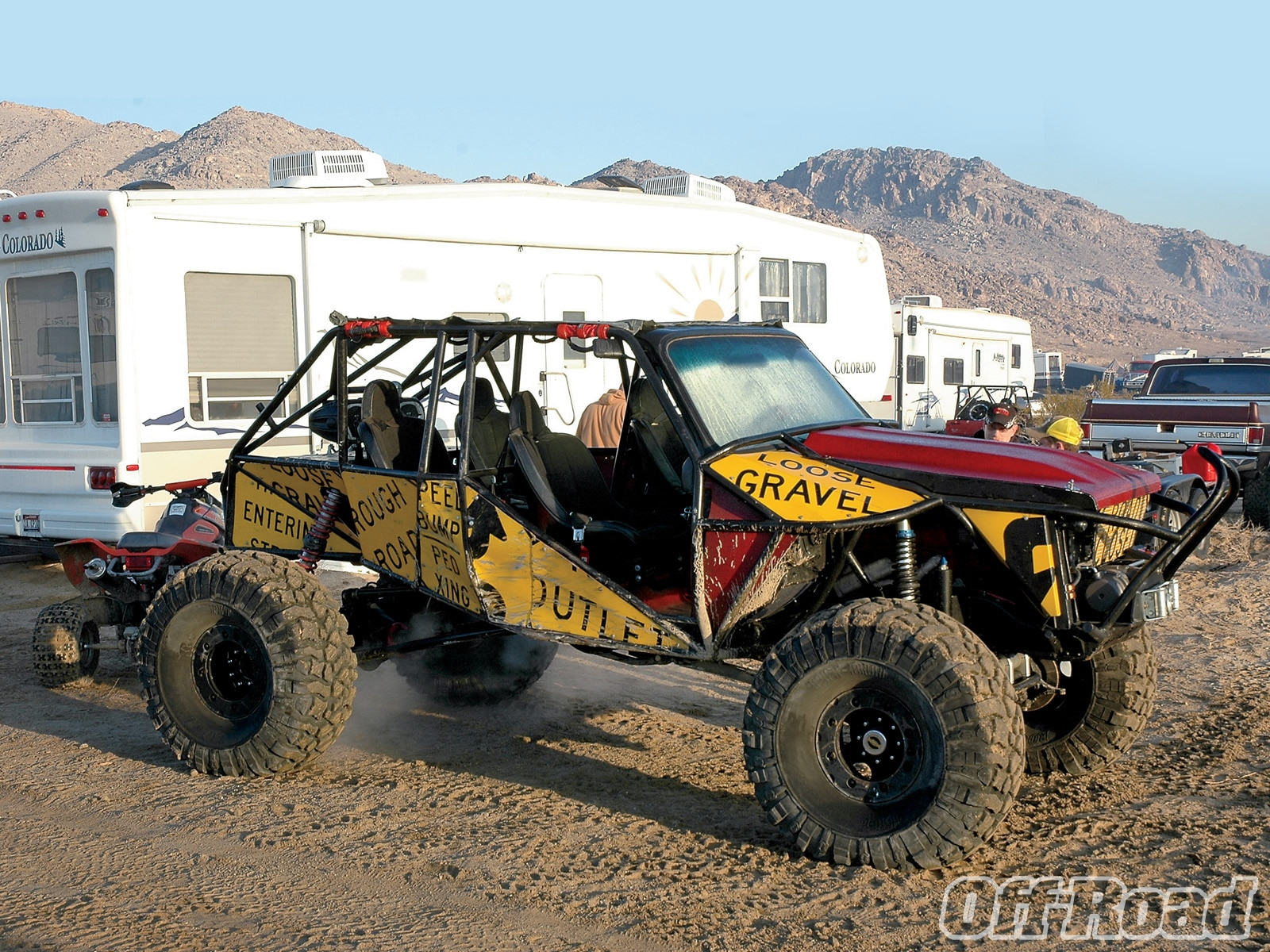 1006or 07 +king of the hammers 2010+offroad vehicle