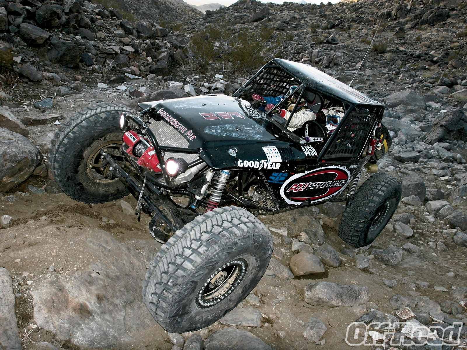 1006or 08 +king of the hammers 2010+custom vehicle