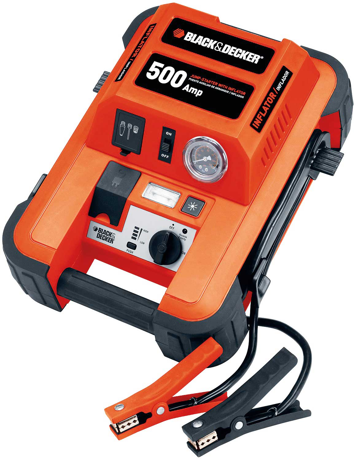 Black & Decker's Jump Starter: CPR for Your Rig