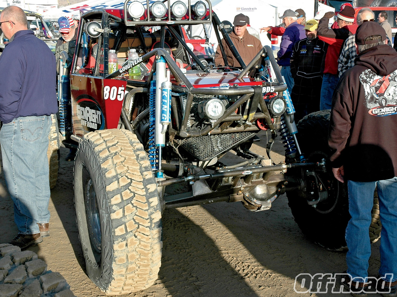 1006or 16 +king of the hammers 2010+gen right buggy