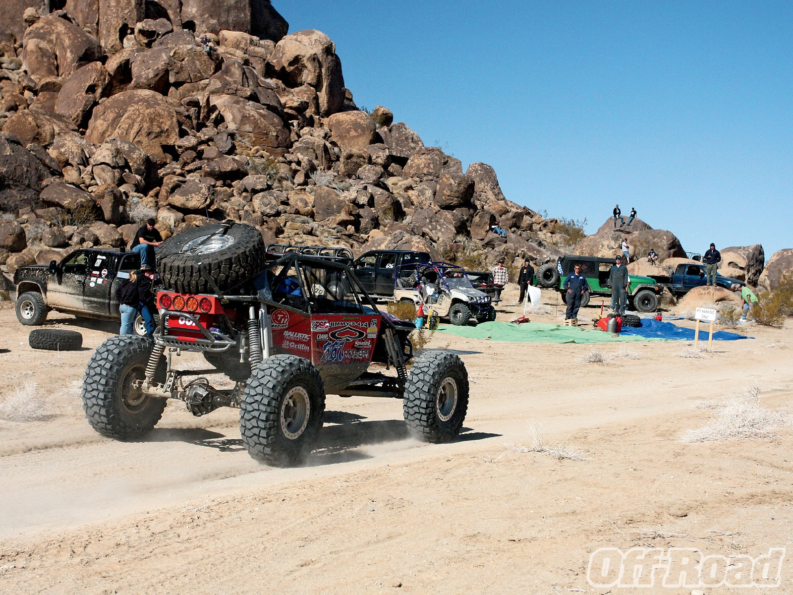 1006or 23 +king of the hammers 2010+custom buggy