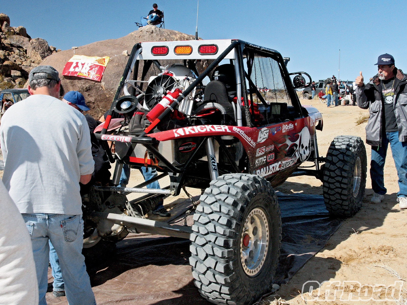1006or 24 +king of the hammers 2010+air shocks