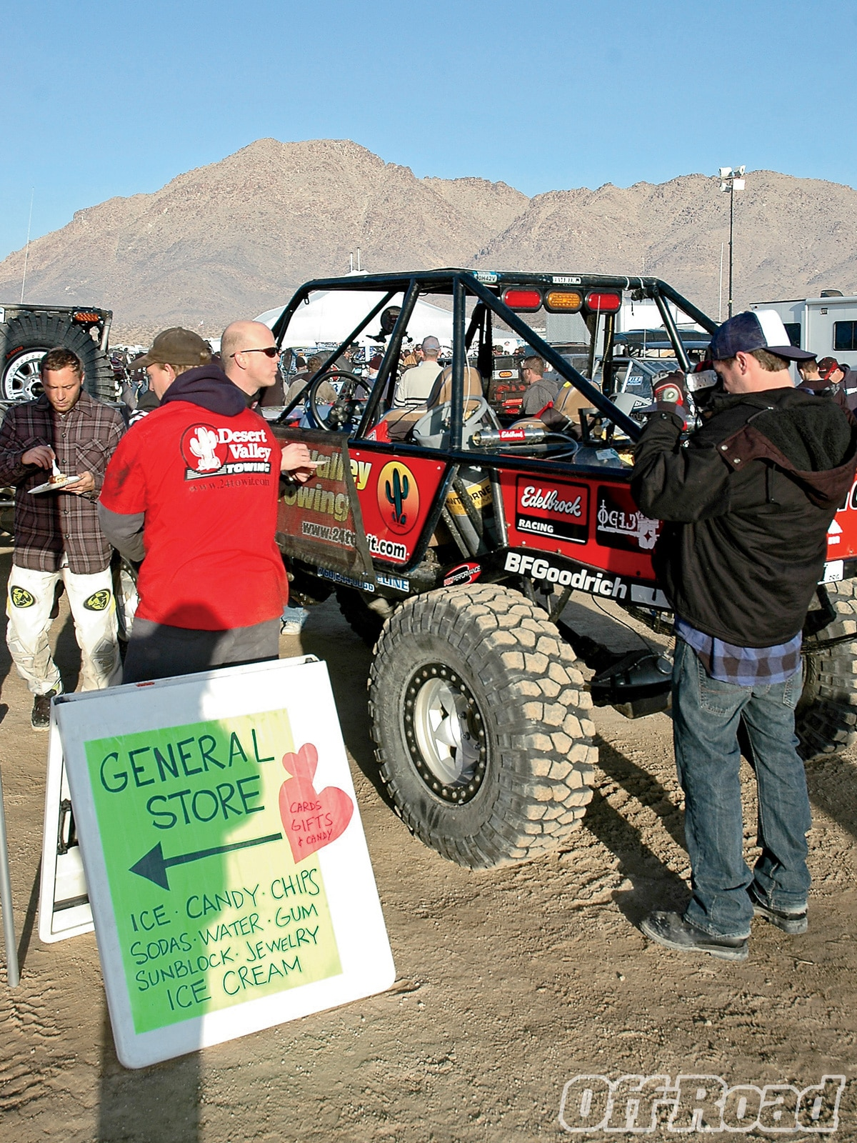 1006or 27 +king of the hammers 2010+desert truck