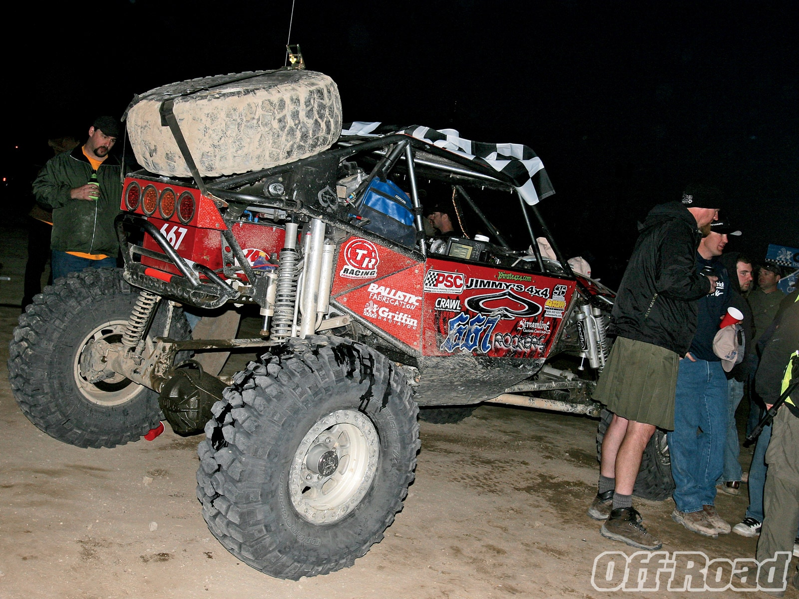 1006or 41 +king of the hammers 2010+desert buggy