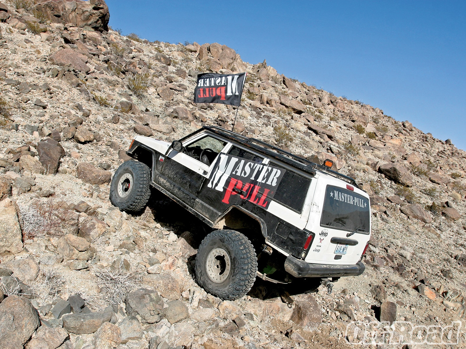 1006or 44 +king of the hammers 2010+custom jeep