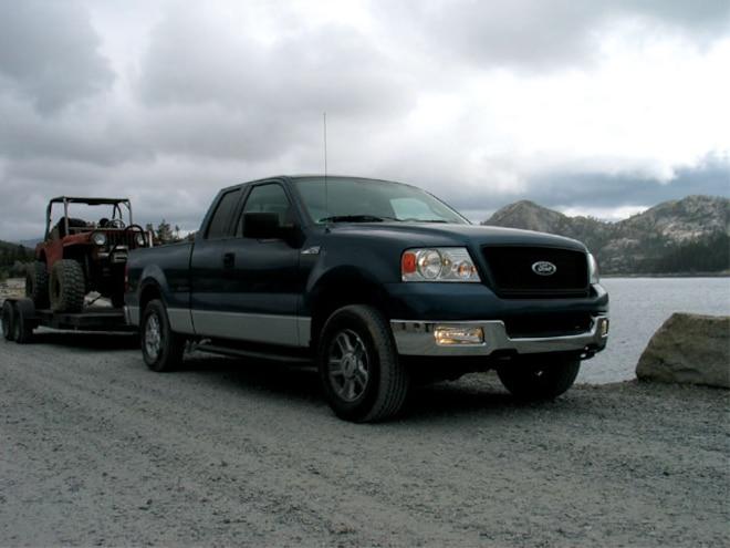 ford 2004 f150 fx4 engine