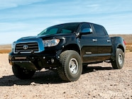 1008or 01 +2008 toyota tundra crewmax limited 4x4+front left view