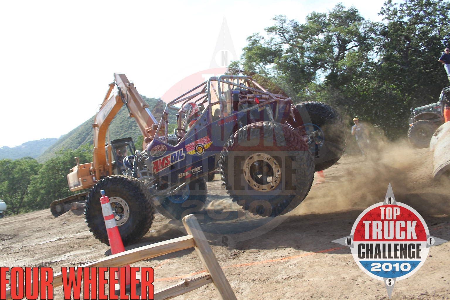 129 1006 4268+2010 top truck challenge frame twister+joe quichocho tube chassis cj7 buggy