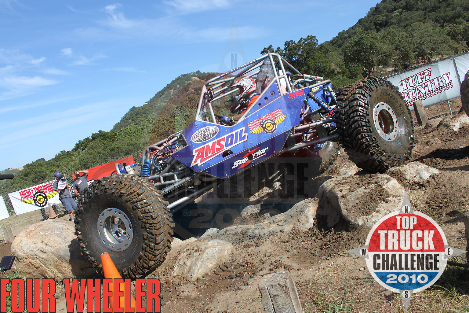 129 1006 4237+2010 top truck challenge frame twister+joe quichocho tube chassis cj7 buggy