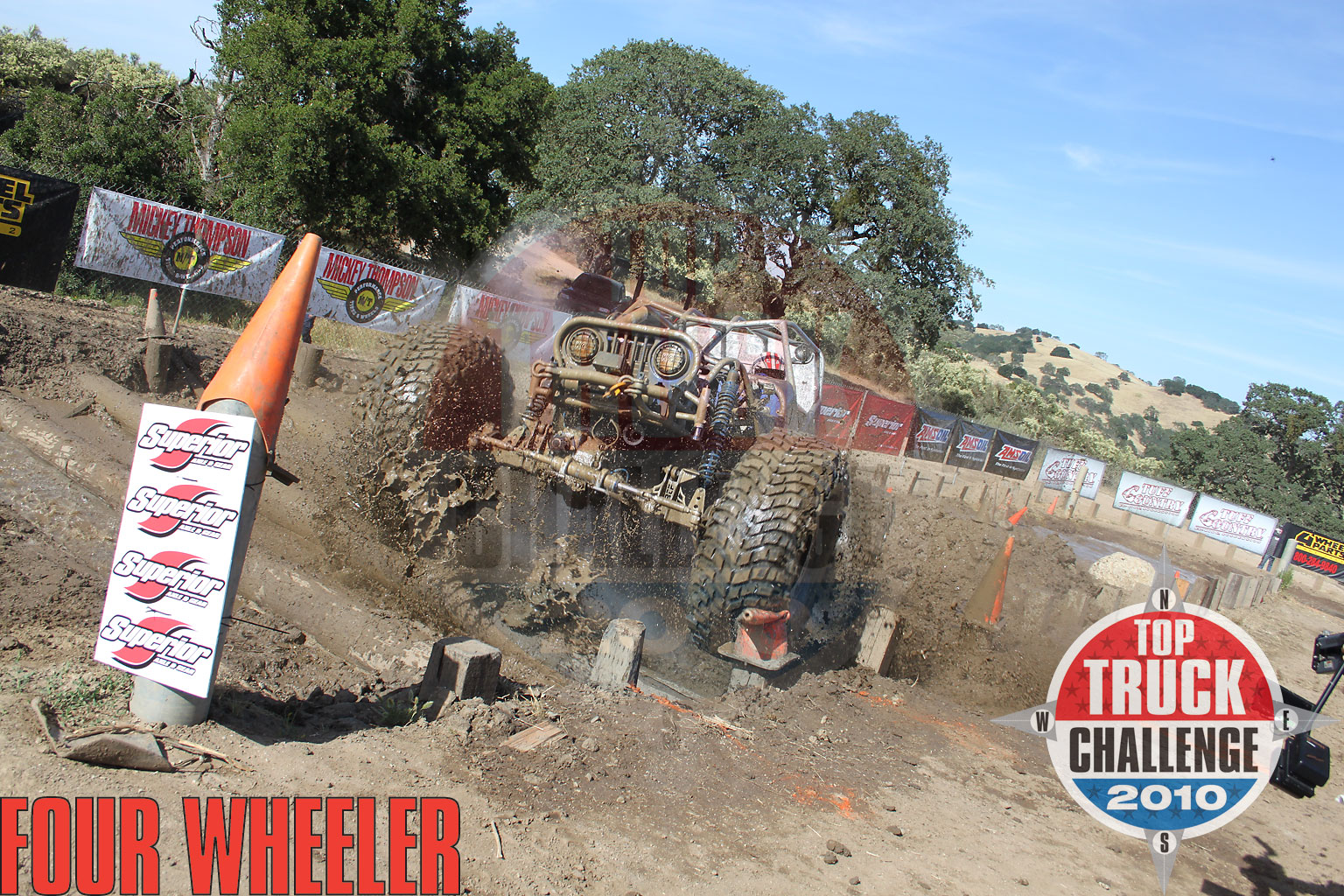 129 1006 4250+2010 top truck challenge frame twister+joe quichocho tube chassis cj7 buggy