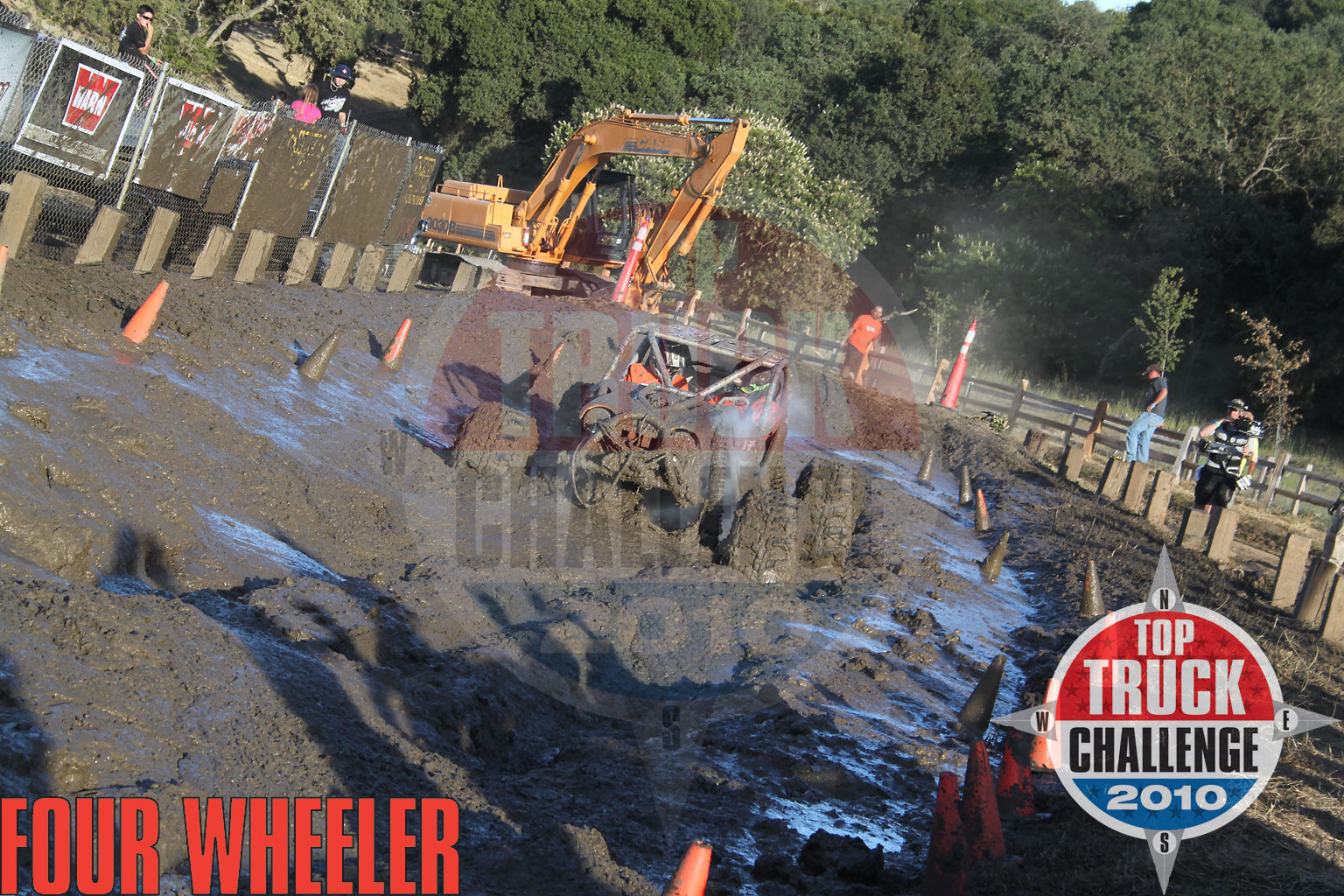 2010 Top Truck Challenge Mud Pit Leo Kuether 2007 Cole Works Fat Girl Buggy