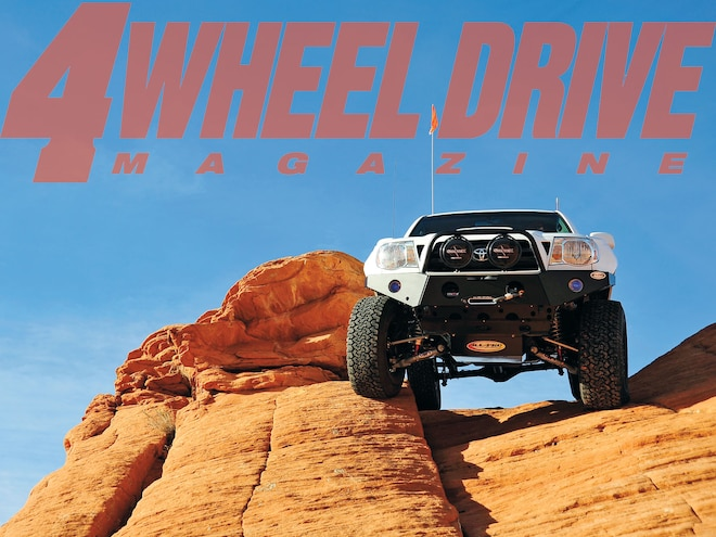 4 Wheel Drive Desktop Wallpapers - December 2011