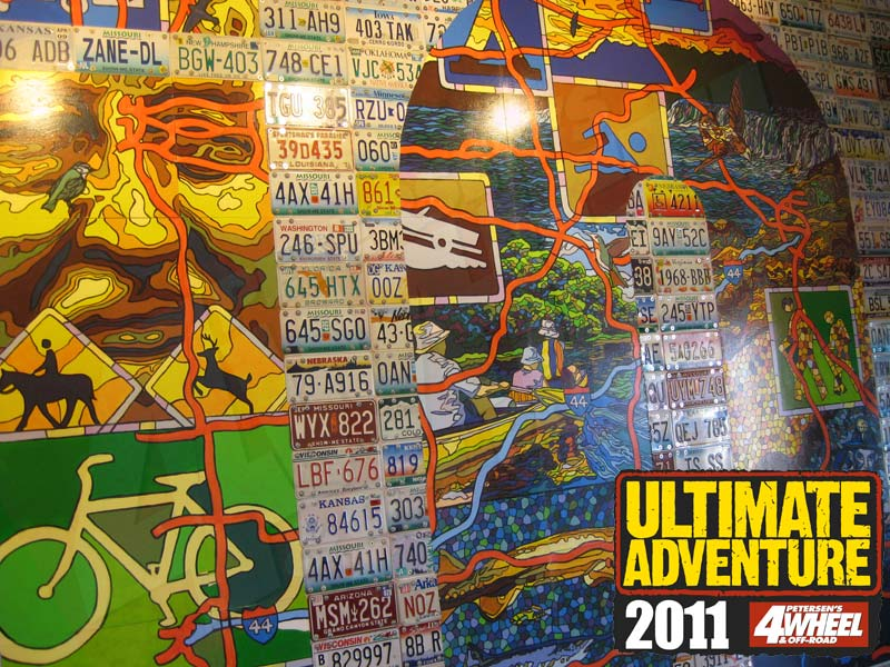 131 1106 8327+ultimate adventure 2011+getting there