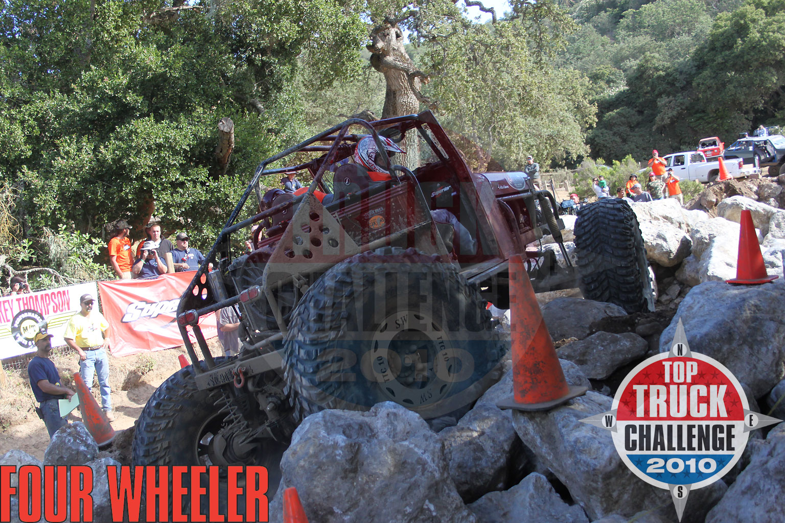 2010 Top Truck Challenge Mini Rubicon Pj Hale 1948 Willys Buggy