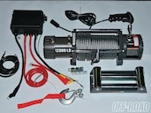 Badlands 12,000-Pound Winch - The Best Deal In Winching