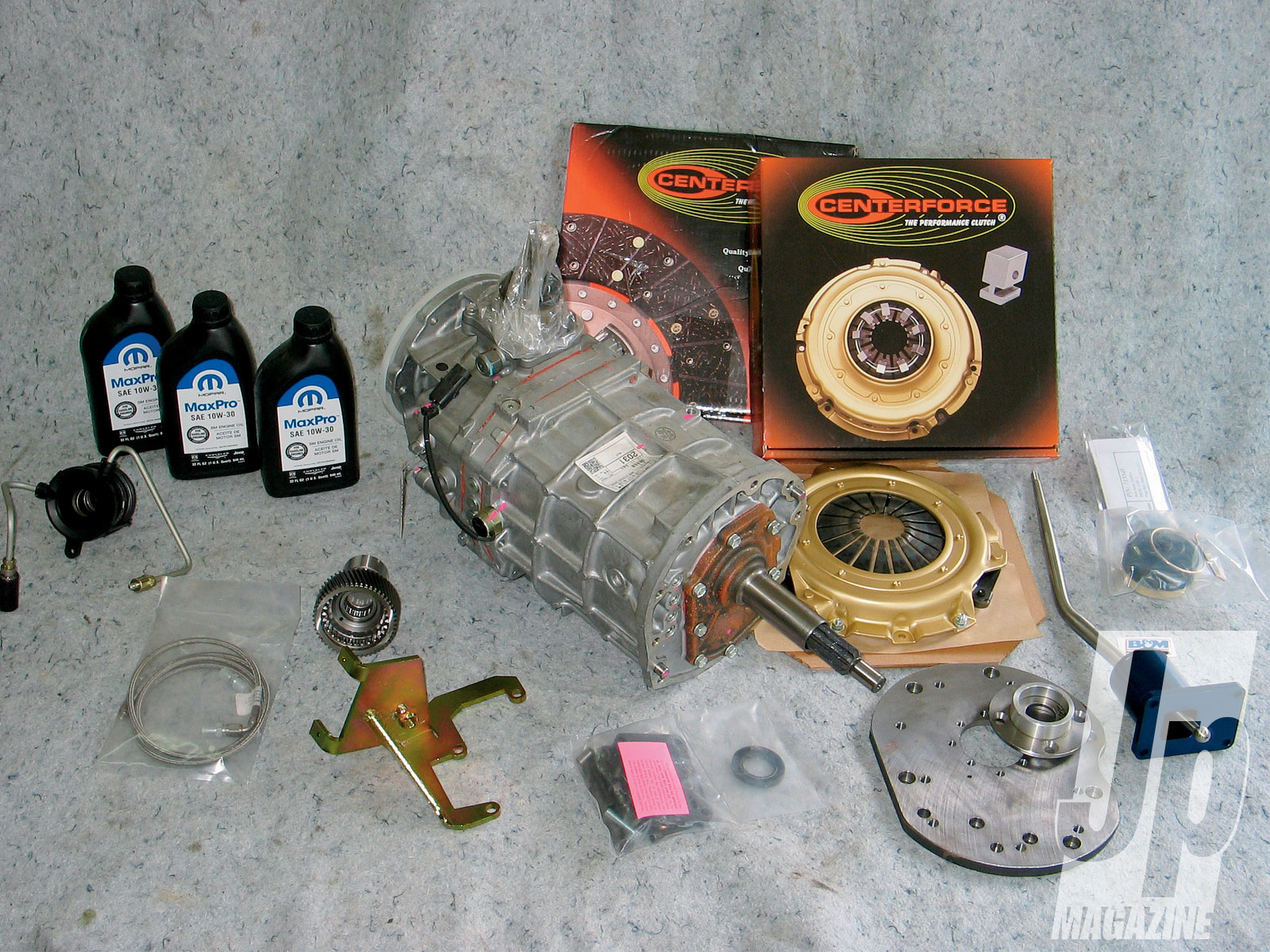 154 1101 03 o+154 1101 five speed for four banger+conversion components