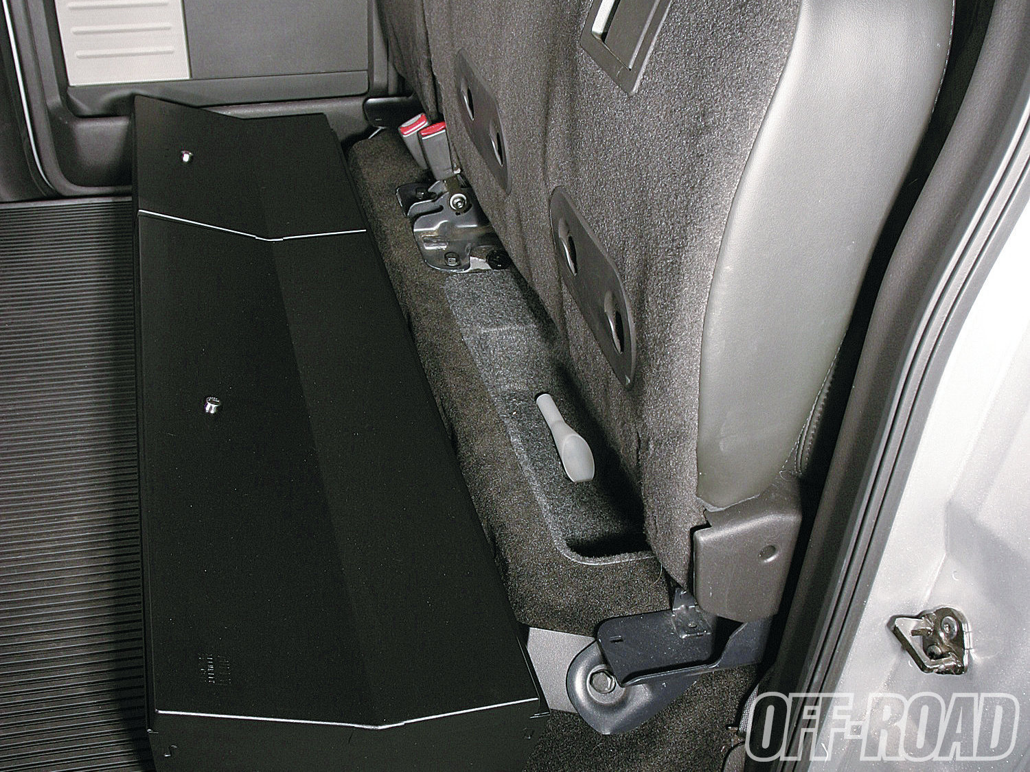1206or 01+underseat security for your raptor tuffy under seat lockbox+tuffy under seat lockbox