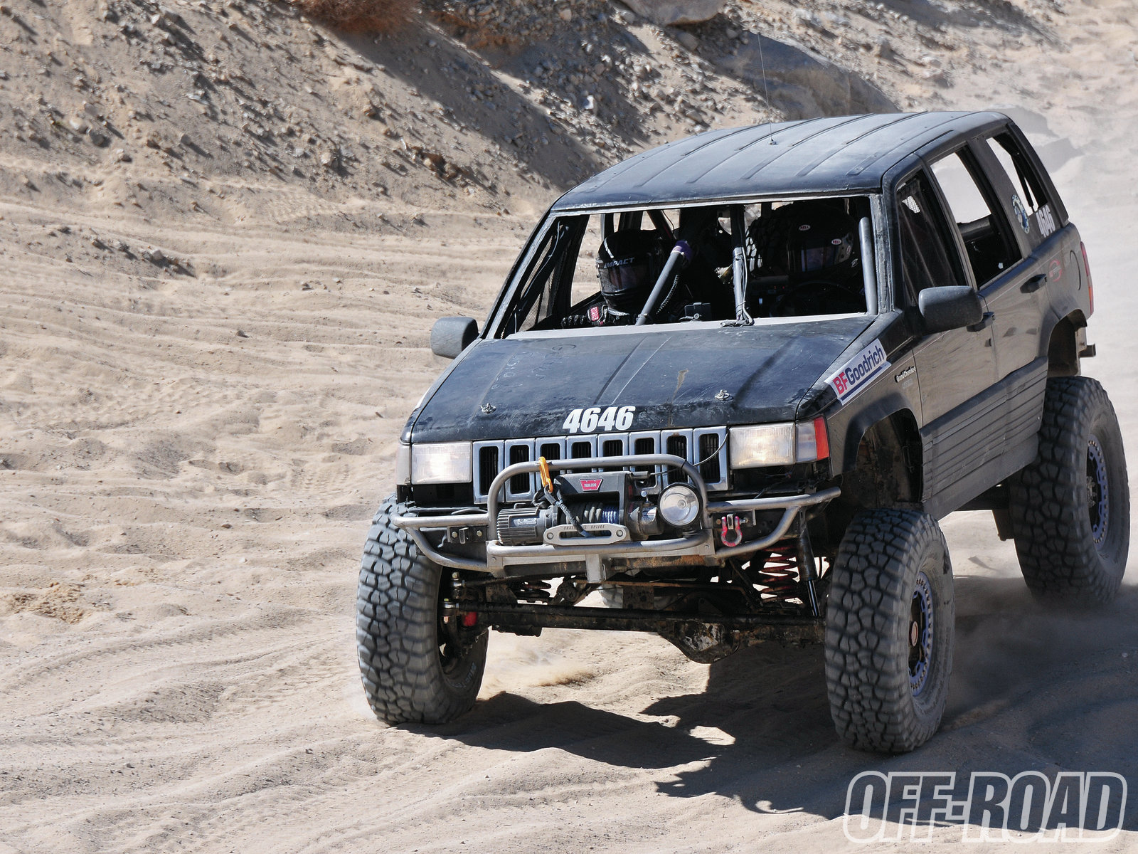1206or 06+king of the hammers 2012+modified offroad jeep grand cherokee