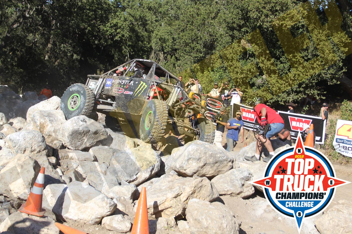 2012 Top Truck Champions Challenge Mini Rubicon
