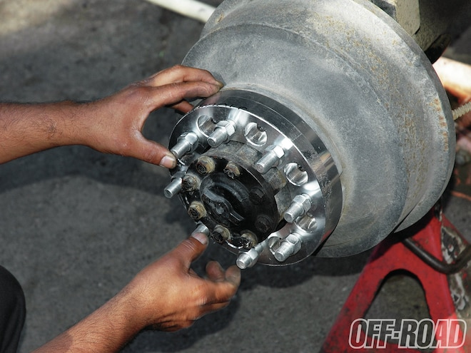 The Truth About Wheel Spacers