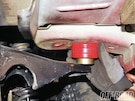 Energy Suspension - Replacing Worn-Out Body Bushings - Off