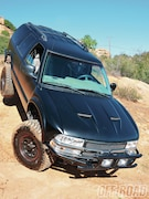 1996 Chevy S10 Blazer - The Almighty Dime Gets A Facelift - Off-Road