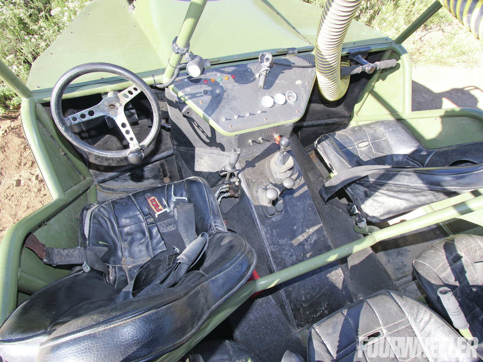 We Are The Champions Part 2 Buggy Interior