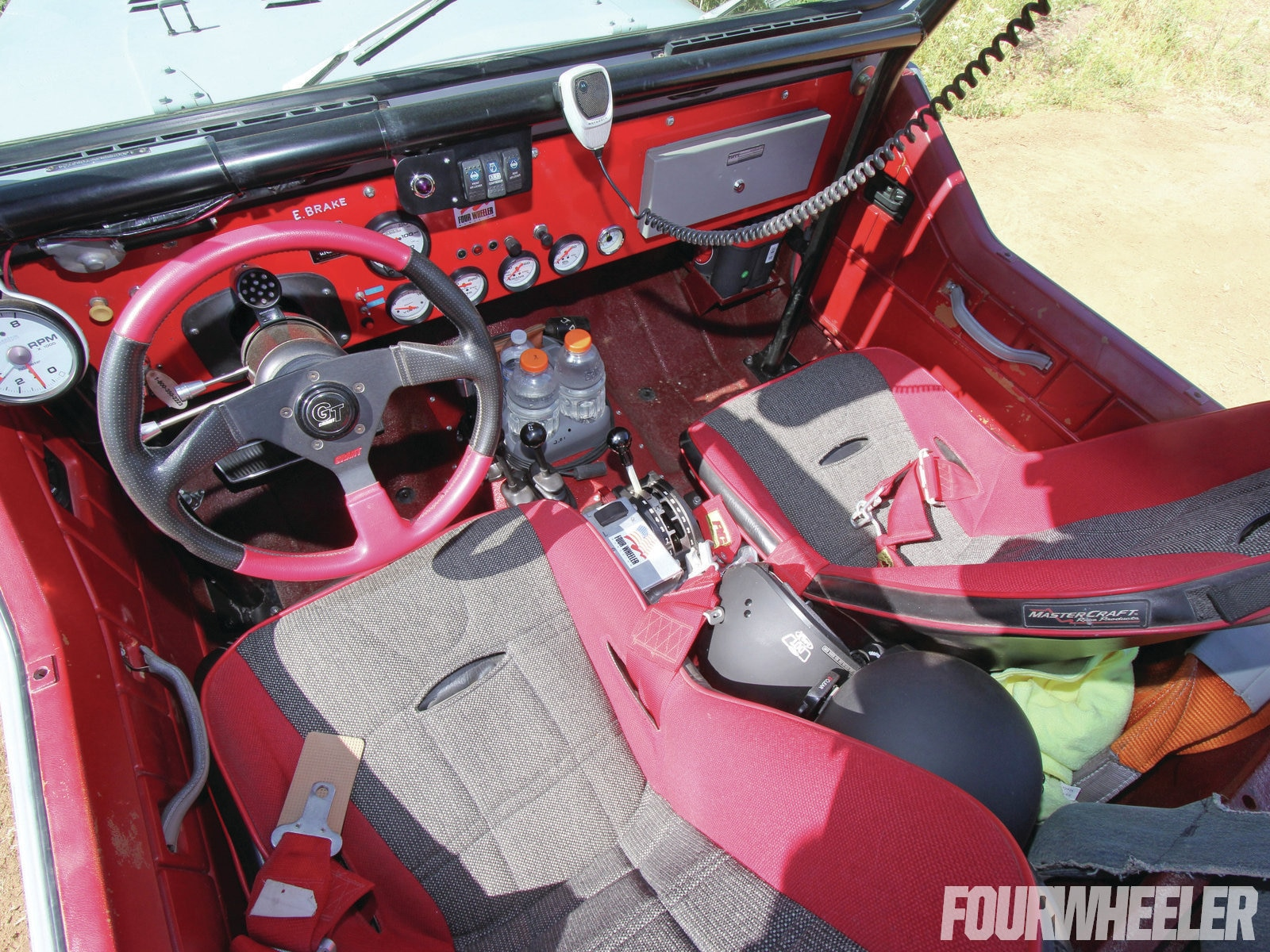 We Are The Champions Part 2 Jeep Interior